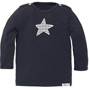Noppies Baby - Jungen T-Shirt B Tee Ls Monsieur