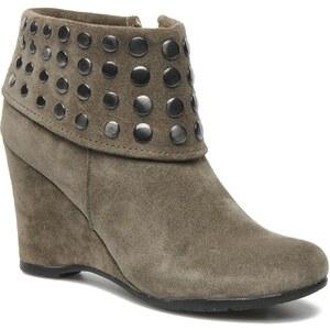 Bussola - Enna W13318 - Stiefeletten & Boots für Damen / grau