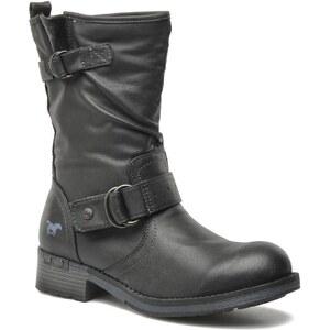 SALE - 40%% Mustang shoes - Sveja - Stiefeletten & Boots für Damen / schwarz