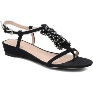 Lollipops - Rumba Flat sandal - Sandalen für Damen / schwarz
