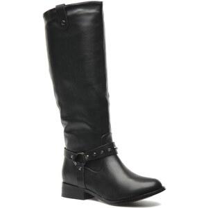 Spot On - Idaira - Stiefel für Damen / schwarz