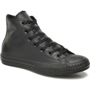 Chuck Taylor All Star Mono Leather Hi W par Converse