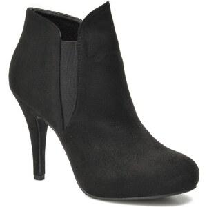 Divine Factory - D-raille - Stiefeletten & Boots für Damen / schwarz