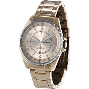 Armbanduhr, Mineralglas, Metall