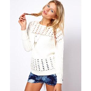 ASOS Premium Crochet Jumper