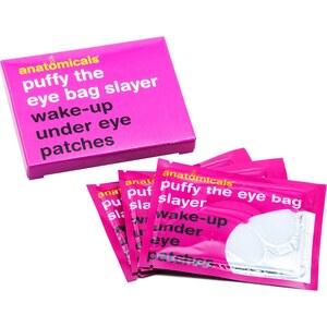 Anatomicals - Puffy The Eye Bag Slayer - Patchs de réveil pour les yeux - Clair