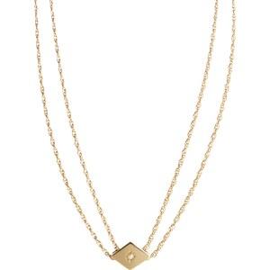 ASOS Vintage Style Trinket Necklace