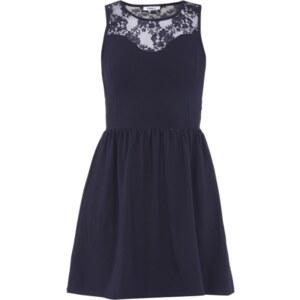 ONLY Kleid mit Einsätzen aus floraler Spitze