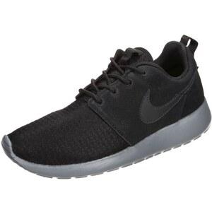 Nike Sportswear ROSHERUN WINTER Sneaker black/anthracite/cool grey/volt
