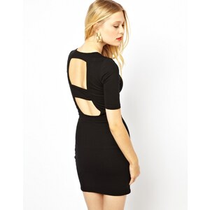 Poppy Lux Dress With Open Back
