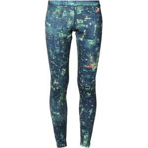 Nike Sportswear RU CITY PRINT Leggins space legging/hyper crimson