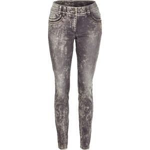 BODYFLIRT Jeans in grau für Damen von bonprix