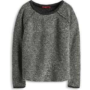 Esprit Sweatshirt im Bouclé-Look