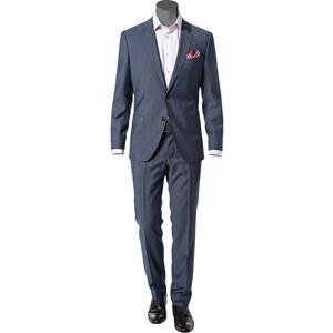 Herren Tommy Hilfiger Tailored Anzug blau gemustert