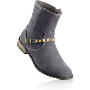 bpc bonprix collection Stiefelette in grau für Damen von bonprix