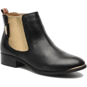 Pepe jeans - Columbia - Stiefeletten & Boots für Damen / gold/bronze