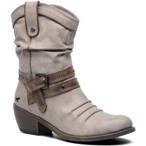 Mustang shoes - Siska - Stiefeletten & Boots für Damen / beige