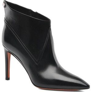 SALE - 40%% Santoni - MINA - Stiefeletten & Boots für Damen / schwarz