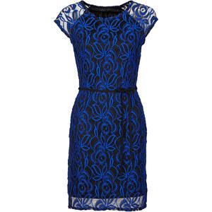 BODYFLIRT Shirtkleid/Sommerkleid kurzer Arm in blau (Rundhals) von bonprix