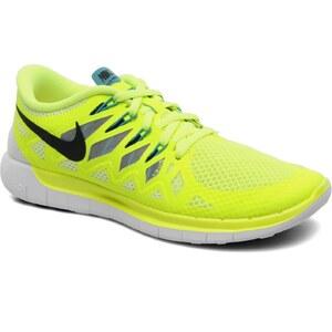 Nike - Wmns Nike Free 5.0 '14 - Sportschuhe für Damen / gelb