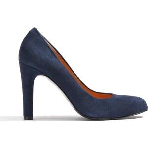 SALE - 10% - Made by SARENZA - Glaçons citrons #18 - Pumps für Damen / blau