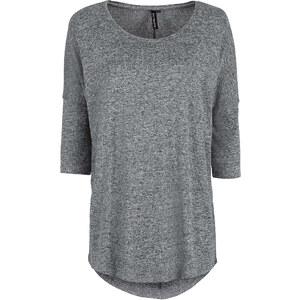 RAINBOW Shirt in schwarz (Rundhals) für Damen von bonprix