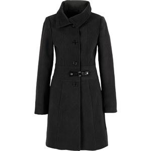 BODYFLIRT Mantel in schwarz für Damen von bonprix