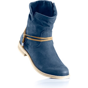 Marco Tozzi Stiefeletten in blau für Damen von bonprix