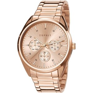 "ESPRIT, Multifunktionsuhr, ""ESPRIT-TP10626 ROSE GOLD, ES106262011"""