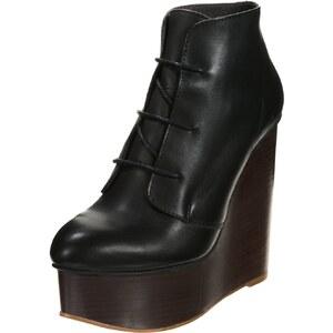 Topshop SORAYA Ankle Boot black