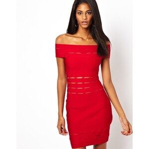 Selfish By Forever Unique Bandage Dress