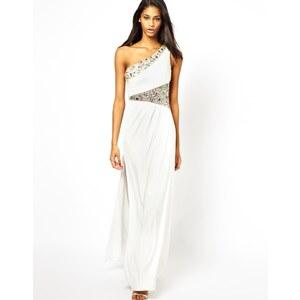 Forever Unique Embellished Maxi Dress