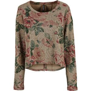 RAINBOW Sweatshirt in braun für Damen von bonprix