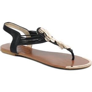 Latinas - Briana - Sandalen für Damen / schwarz