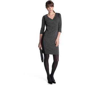 Esprit Two Tone Heavy Jersey Kleid