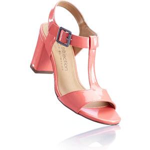 bpc selection Sandalette in rot für Damen von bonprix