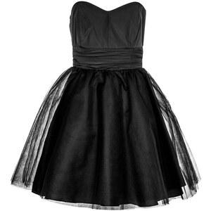Swing Cocktailkleid / festliches Kleid schwarz