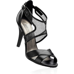 bpc selection Sandalette in schwarz für Damen von bonprix