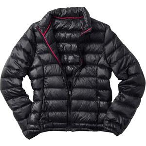 RAINBOW Daunenjacke in schwarz für Damen von bonprix