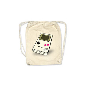 What about Tee Gameboy ORGANIC Gymbag / Turnbeutel