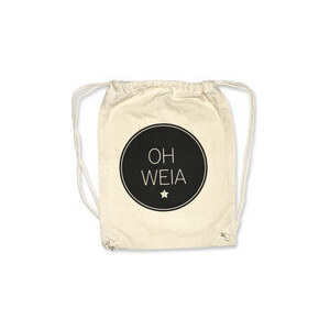 What about Tee Oh weia ORGANIC Gymbag / Turnbeutel
