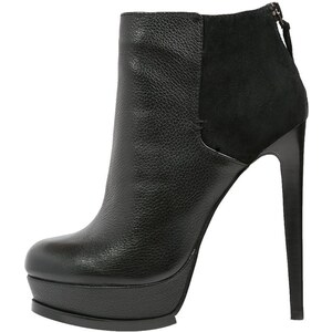 Topshop ATTENTION Ankle Boot black