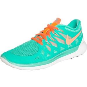 Nike Performance FREE 5.0 Laufschuhe Natural Running hyper jade/hyprer crimson/hyper turquoise