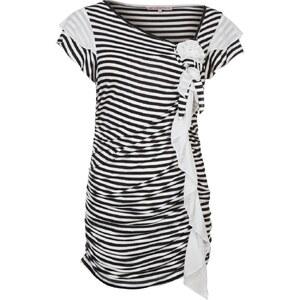 Anna Field TShirt basic schwarz/weiß