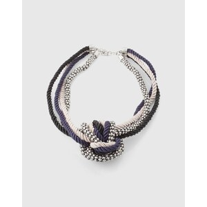 SELECTED FEMME Mix and Match Kette ´OLGA´ Damen silber/grau