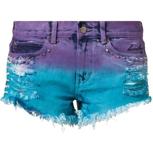 BamBam PAPER CUTS BAMBINO Jeans Shorts pacific