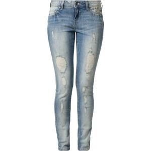 Even&Odd Jeans Slim Fit bleached denim