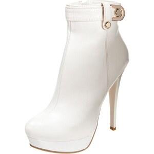 J&Elisabeth Ankle Boot white
