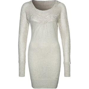 khujo SPEE Strickkleid winter white