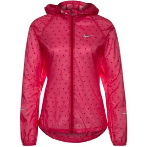 Nike Performance CYCLONE Laufjacke geranium
